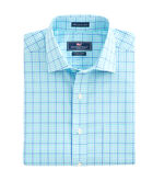 Chilt Check Classic Cooper Dress Shirt