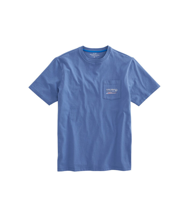 American Sportfisher Pocket T-Shirt