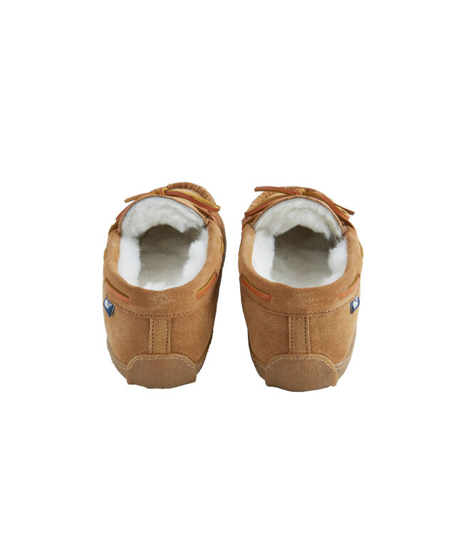 Mens Holiday Slippers
