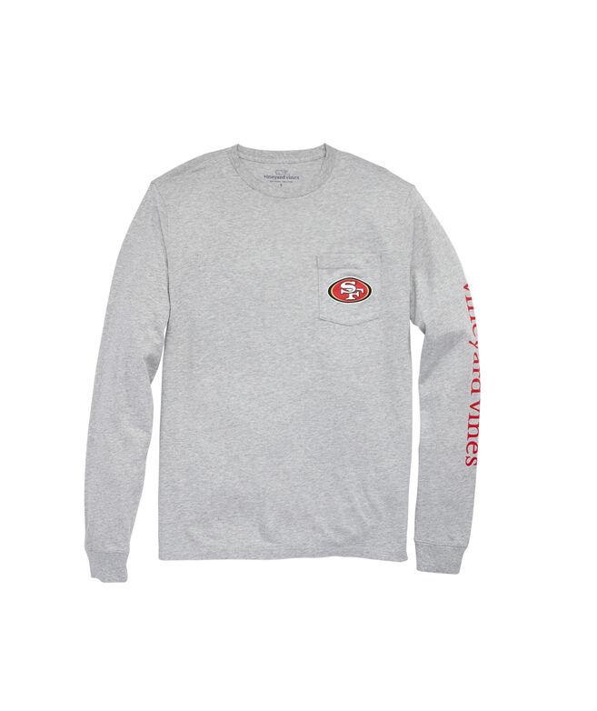 San Francisco 49ers Long-Sleeve EDSFTG T-Shirt