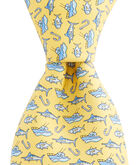 Coastal Fishing Tie