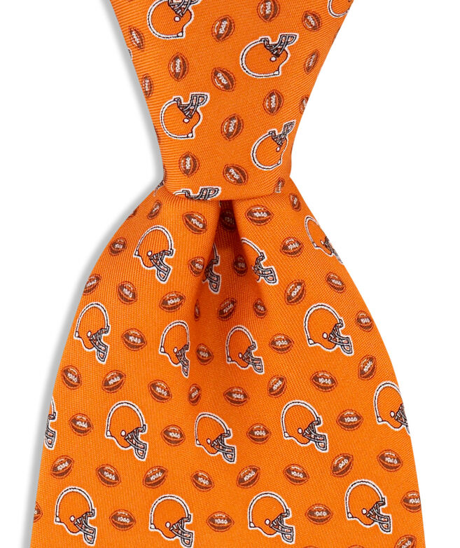 lowest price 5fa1a 3a4dd Cleveland Browns Tie