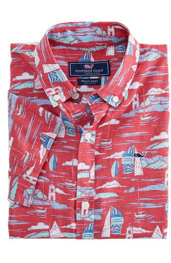 5f2d7476f Boys Vineyard Short-Sleeve Murray Shirt