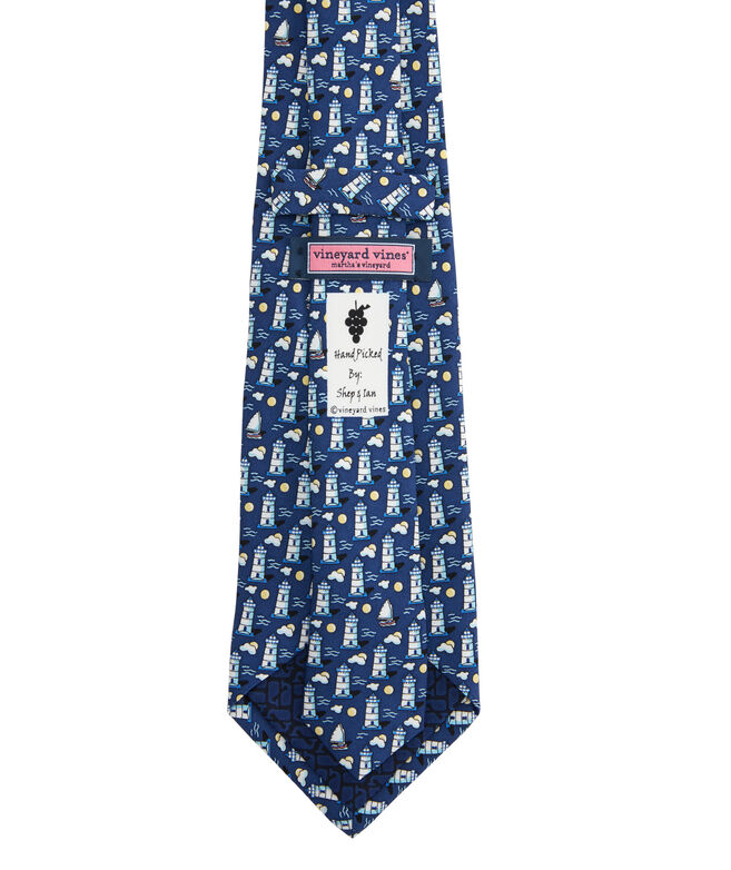 Boys Lighthouse Tie