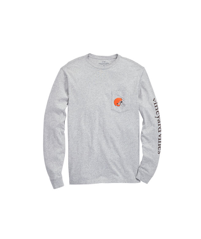 Cleveland Browns Long-Sleeve EDSFTG T-Shirt