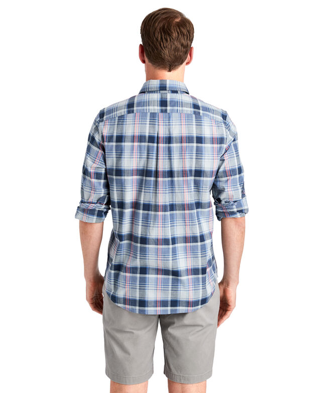 Slim Fit Carlsbad Longshore Shirt