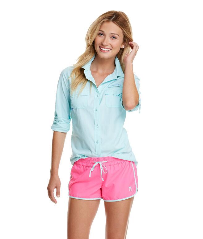 Solid Harbor Shirt