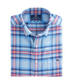 South Harbor Plaid Slim Tucker Shirt