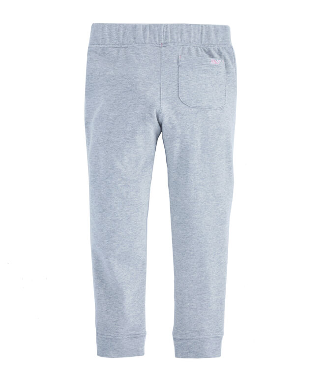 Girls Solid Joggers