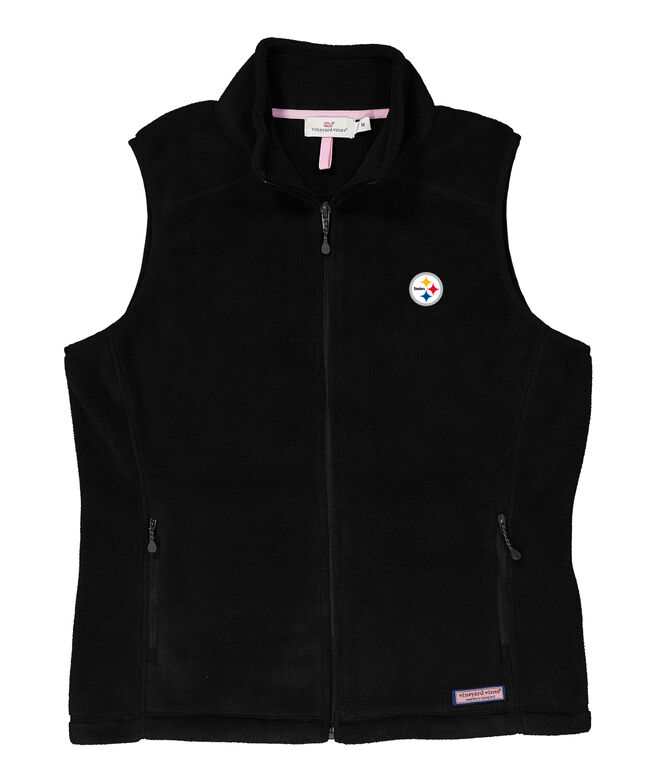 Pittsburgh Steelers Westerly Vest