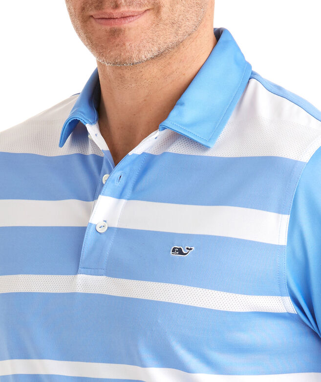 Sullivan Engineer Stripe Polo
