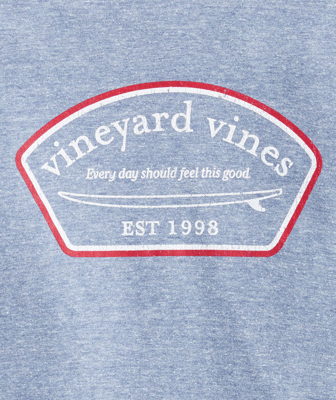 Boys' Vineyard Basic Short-Sleeve Island Tee