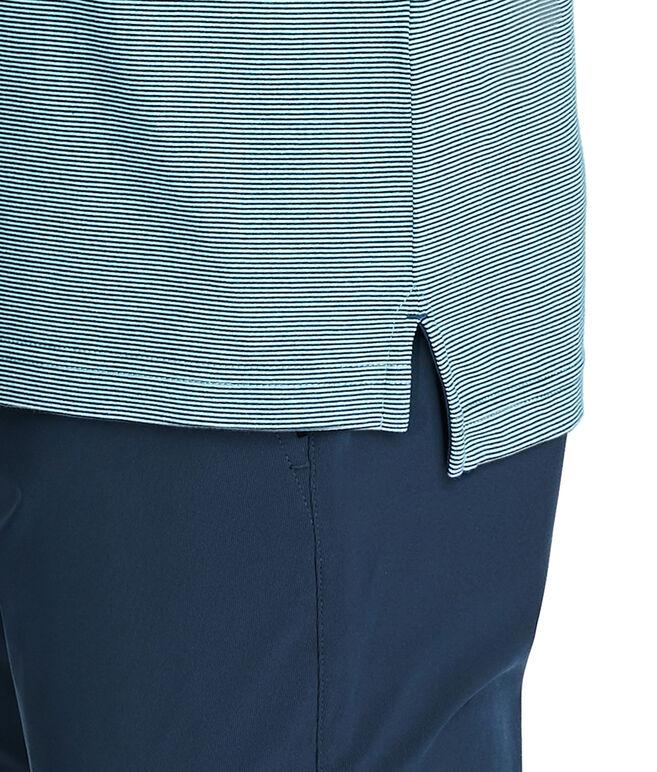 Carmel Micro Stripe Polo
