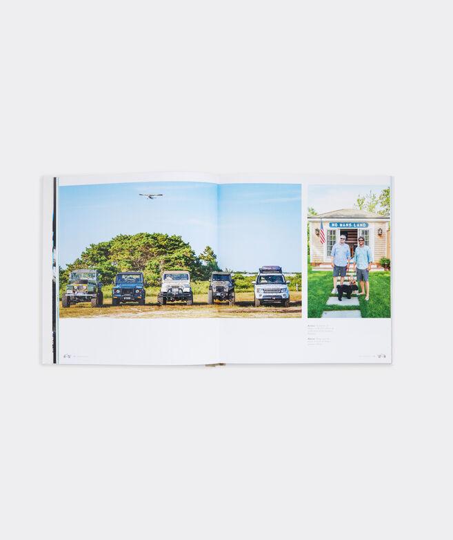 Beach Rides Coffee Table Book
