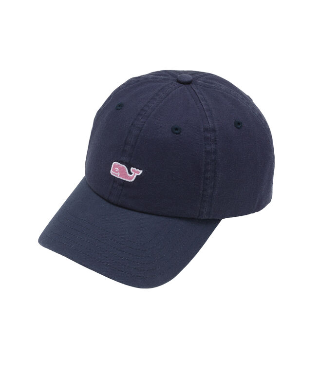 41bced33d Shop Signature Whale Logo Baseball Hat at vineyard vines