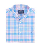 Well Bay Plaid Performance Classic Tucker Shirt