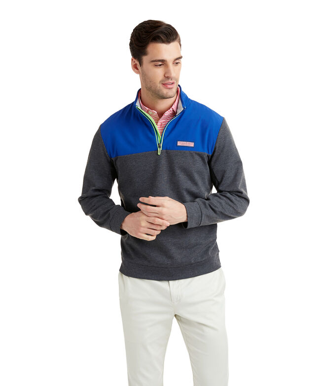 Shop Mesh Performance Shep Shirt at vineyard vines 7f11a3c31fc7