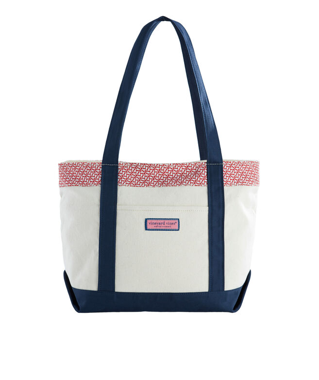 Holiday Whales Classic Tote