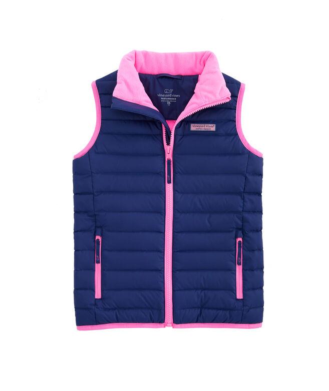Girls Mountain Weekend Vest