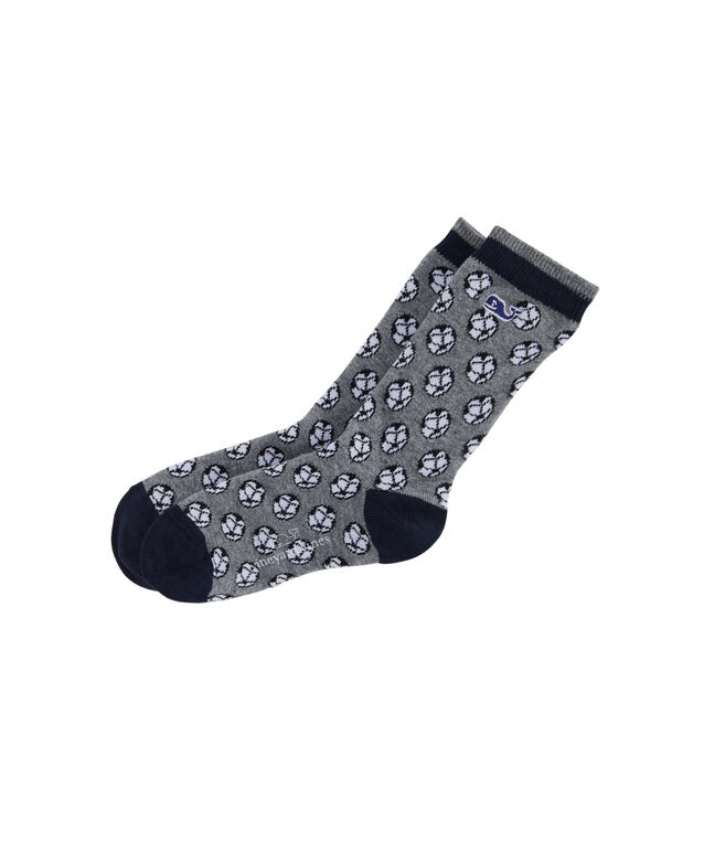 Boys Soccer Icon Socks