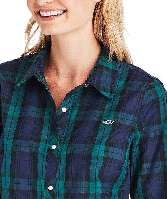 Blackwatch Chilmark Classic Button-Down Shirt