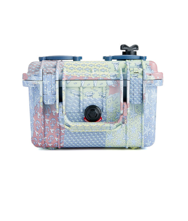 Patchwork DemerBox Waterproof Speaker - Limited Edition