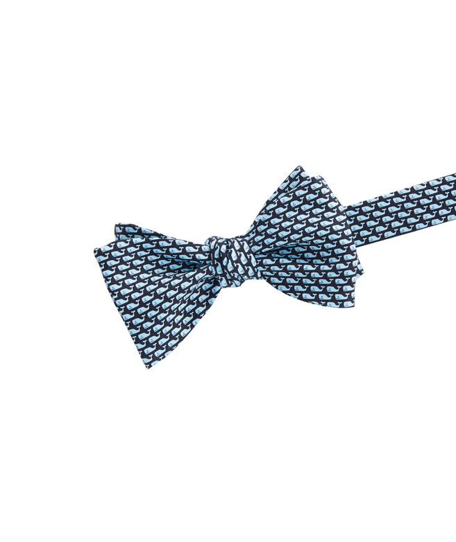 Vineyard Whale Bow Tie