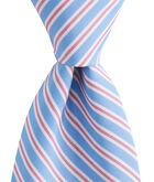 Sun Wash Stripe Woven Tie