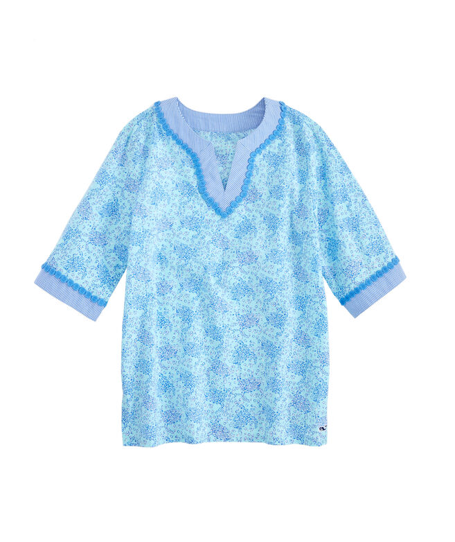 Girls Sea Turtles Tunic Top