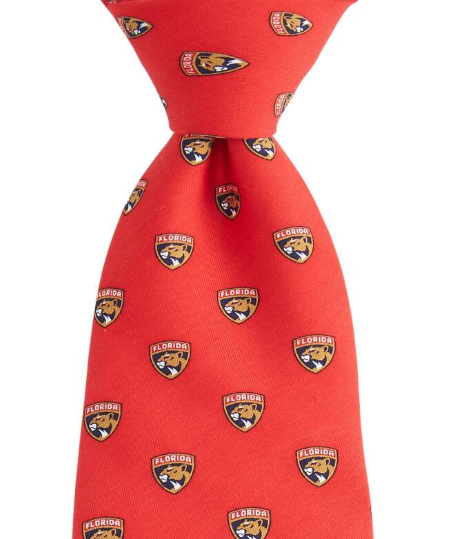 Florida Panthers Logo Boys Tie