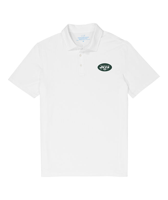 New York Jets Edgartown Polo