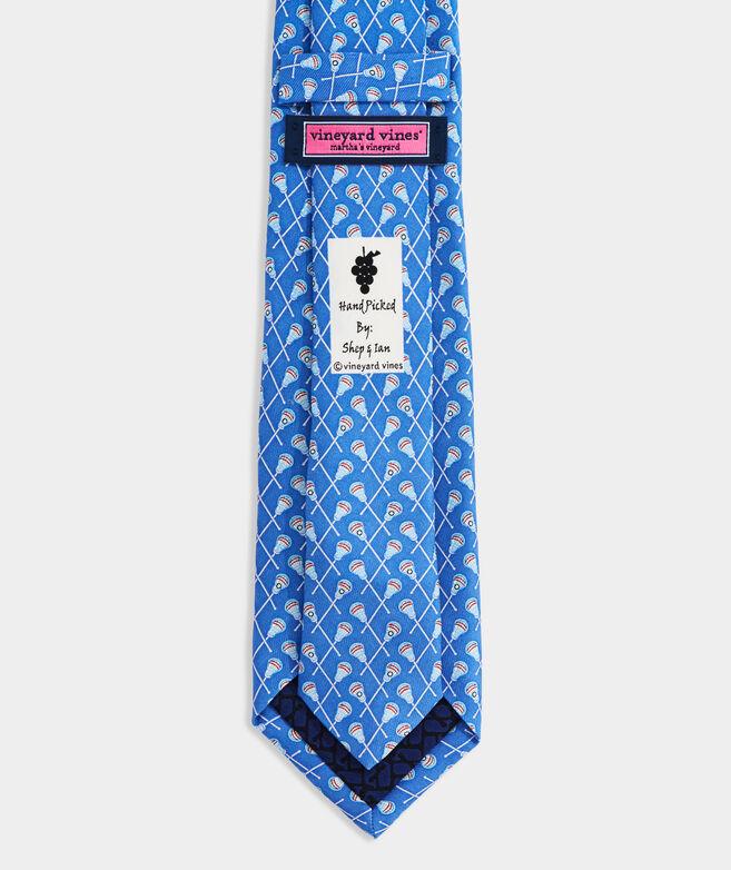 Boys' Lacrosse Printed Tie