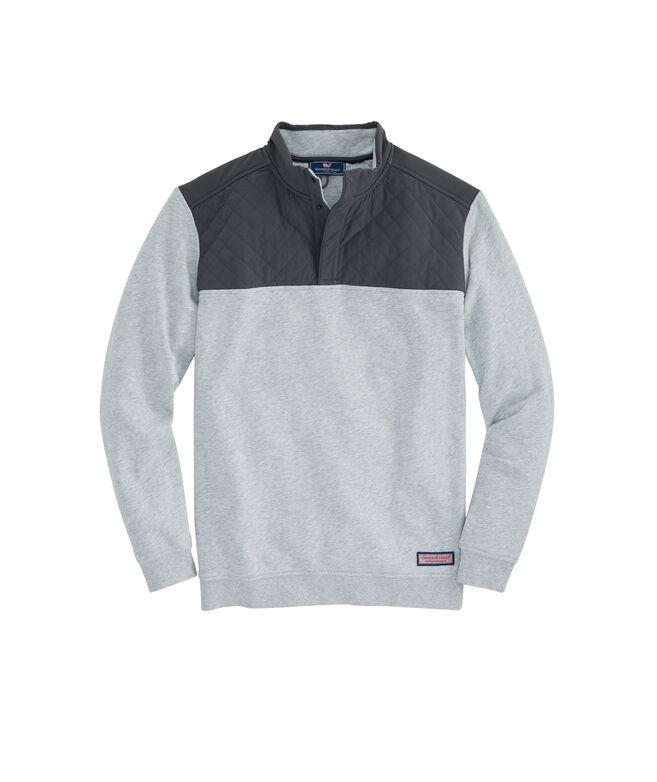 Quilted Nylon Shep Shirt
