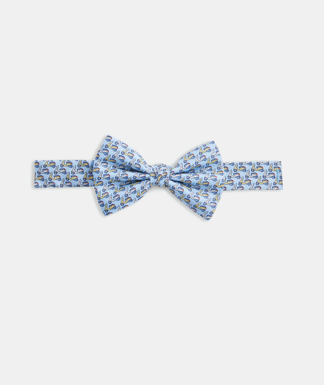 Boys' Scooters Printed Bow Tie