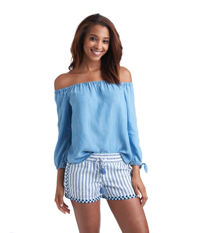 Martinique Off The Shoulder Top