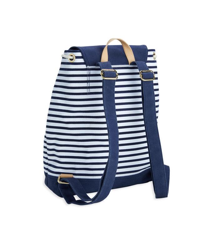 Striped Daypack