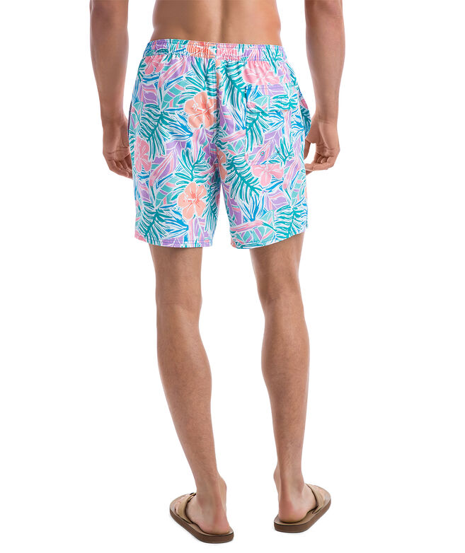 Gulf Tropical Chappy Trunks