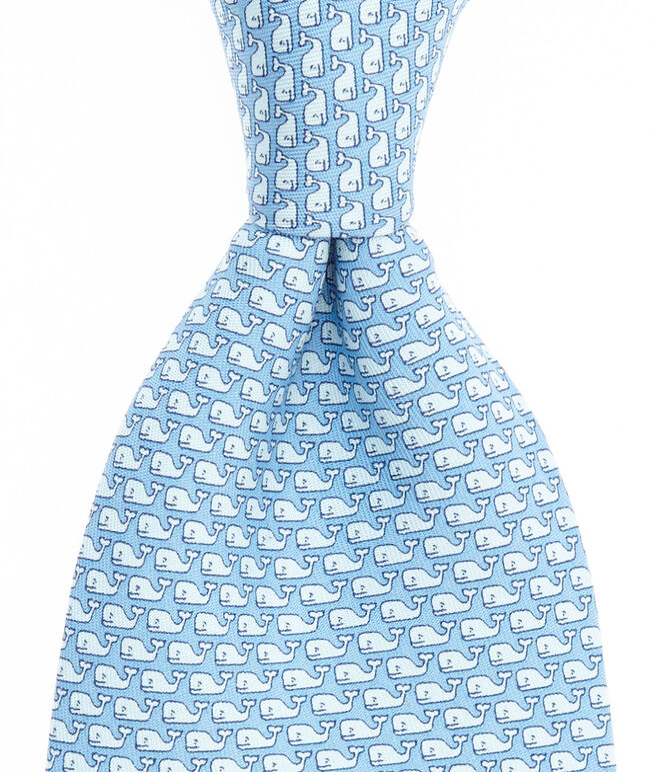 Boys Vineyard Whale Tie
