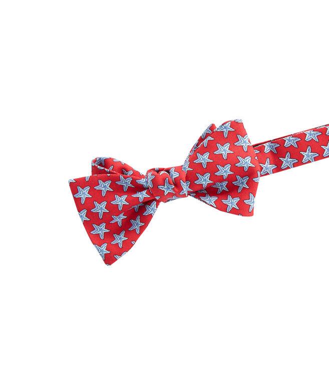Vintage Star Bow Tie