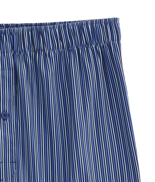 Four Color Feeder Stripe Boxers