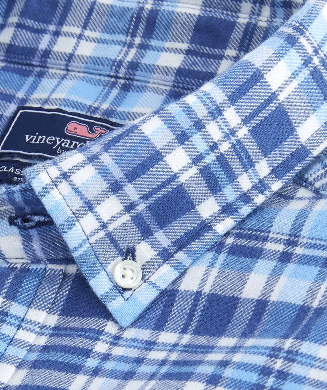 Mill Hill Flannel Classic Crosby Shirt