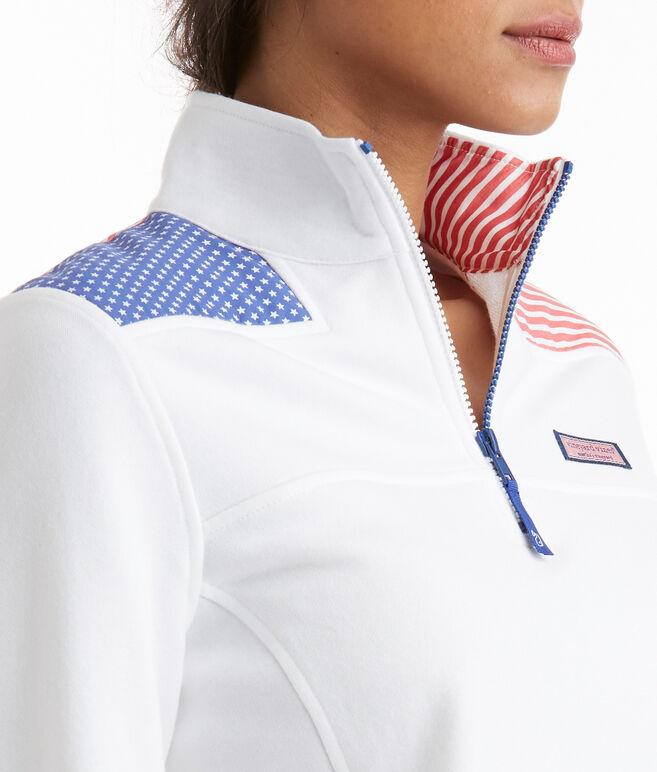 American Flag Shep Shirt
