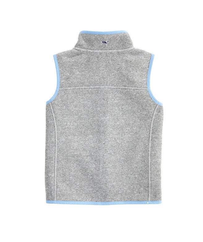 Girls Sweater Fleece Vest