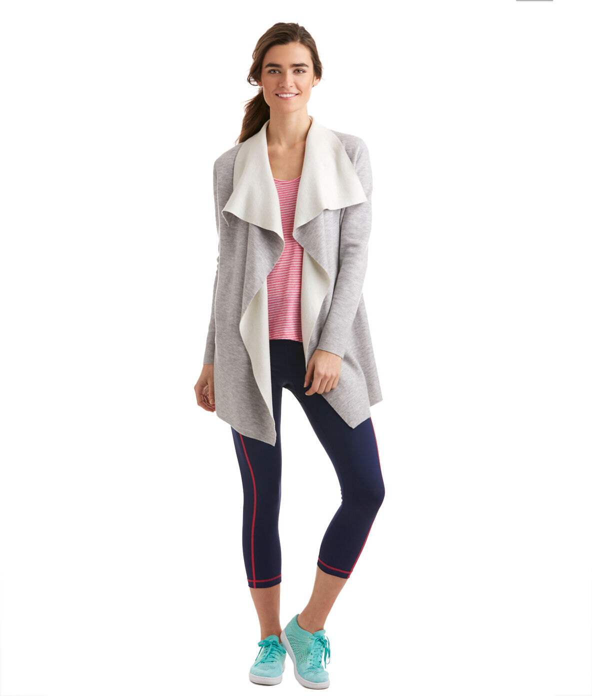 Shop Reversible Waterfall Cardigan at vineyard vines