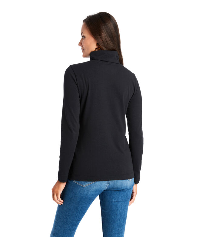 Edgartown Turtleneck