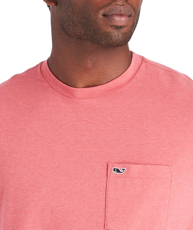 Edgartown Crewneck Pocket Tee
