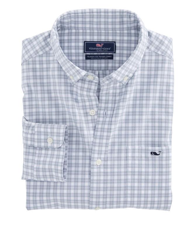 Eagle Hill Classic Tucker Shirt