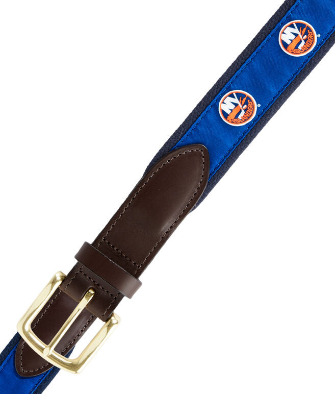 New York Islanders Belt