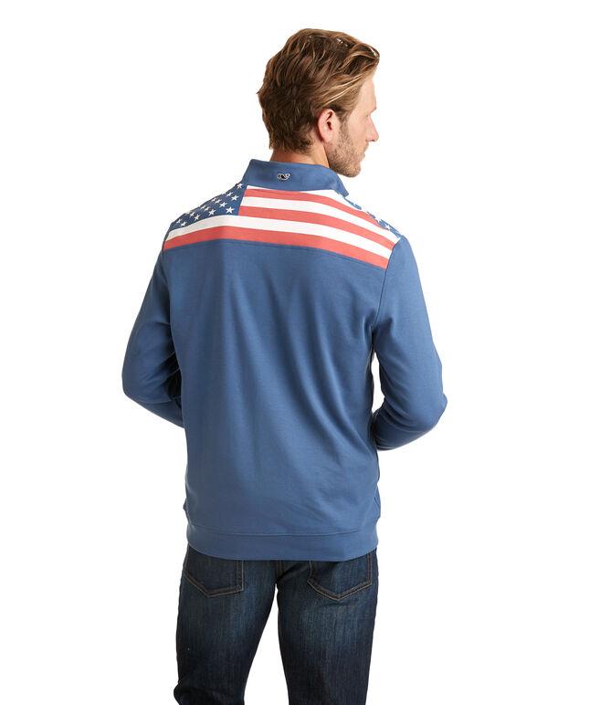 Flag Jersey 1/4-Zip