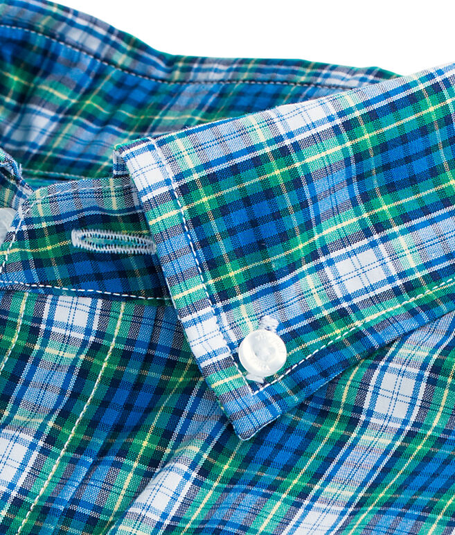 Pine Plaid Classic Murray Shirt